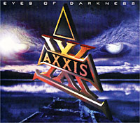 Обложка альбома «Eyes Of Darkness» (Axxis, 2001)