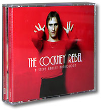Обложка альбома «The Cockney Rebel. A Steve Harley Anthology» (The Cockney Rebel, Steve Harley, 2006)