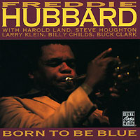 Обложка альбома «Born To Be Blue» (Freddie Hubbard, 1992)