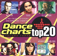 Обложка альбома «Dance Charts: Top 20. Volume Three» (2004)