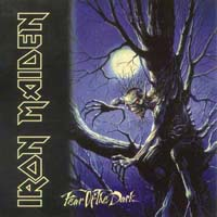 Обложка альбома «Fear Of The Dark» (Iron Maiden, 1998)