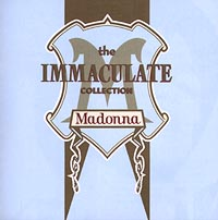 Обложка альбома «The Immaculate Collection» (Madonna, 1990)