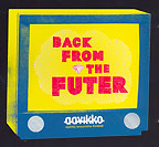 Обложка альбома «Back From The Futer» (Aavikko, 2006)