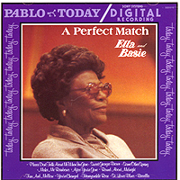 Обложка альбома «Ella Fitzgerald. Count Basie. A Perfect Match» (Ella Fitzgerald, Count Basie, 1987)