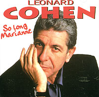 Обложка альбома «So Long, Marianne» (Leonard Cohen, 1995)