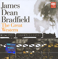 Обложка альбома «The Great Western» (James Dean Bradfield, 2006)