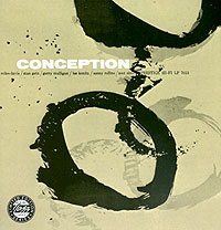 Обложка альбома «Conception» (Miles Davis, Stan Getz, Lee Konit, 1982)