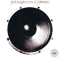 Обложка альбома «Kingdom Come. In Your Face» (1989)