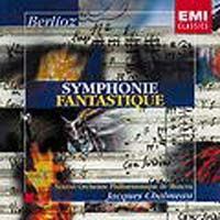 Обложка альбома «Symph Fantastique» (Jacques Chalmeau, ????)