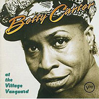 Обложка альбома «At The Village Vanguard» (Betty Carter, 2006)