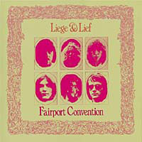 Обложка альбома «Liege & Lief» (Fairport Convention, 2006)
