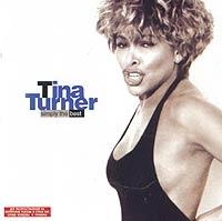 Обложка альбома «Simply The Best» (Tina Turner, 1991)