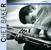 Обложка альбома «The Best Of Chet Baker Plays» (Chet Baker, 1995)