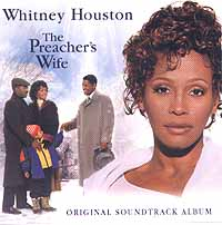 Обложка альбома «The Preacher's Wife. Original soundtrack album» (Whitney Houston, 1996)