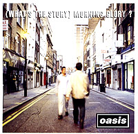 Обложка альбома «(What's The Story) Morning Glory?» (Oasis, 1995)