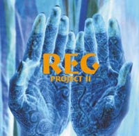 Обложка альбома «Reg Project II» (Claude Challe, 2003)