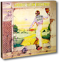 Обложка альбома «Goodbye Yellow Brick Road. 30th Anniversary» (Elton John, 2003)