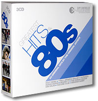 Обложка альбома «Greatest Hits Of The 80s» (Various Artists, 2004)