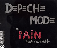 Обложка альбома «Pain That I'm Used To» (Depeche Mode, 2005)