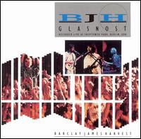 Обложка альбома «Glasnost» (Barclay James Harvest, 2006)