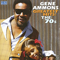 Обложка альбома «Greatest Hits. The 70s» (Gene Ammons, 1998)