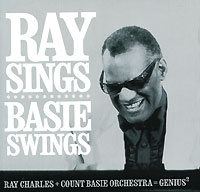 Обложка альбома «Ray Sings. Basie Swings» (Ray Charles, 2006)
