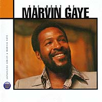 Обложка альбома «The Best Of Marvin Gaye» (Marvin Gaye, 1995)