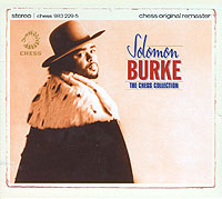Обложка альбома «The Chess Collection» (Solomon Burke, 2006)