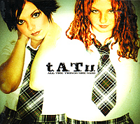Обложка альбома «All The Things She Said» (t.A.T.u., 2002)