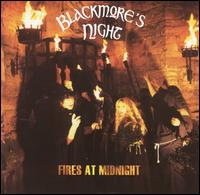 Обложка альбома «Fires At Midnight» (Blackmore's Night, 2001)
