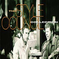 Обложка альбома «The Style Council Essential Collection» (The Style Council, 1996)