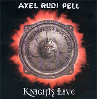 Обложка альбома «Axel Rudi Pell. Knights Live» (2003)
