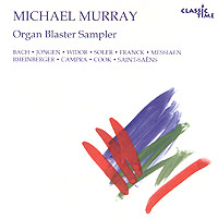Обложка альбома «Organ Blaster Sampler» (Michael Murray, 2004)
