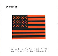 Обложка альбома «Songs From An American» (Everclear, 2000)