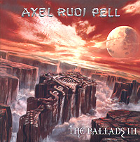 Обложка альбома «The Ballads III» (Axel Rudi Pell, 2004)