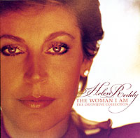 Обложка альбома «The Woman I Am: The Definitive Collection» (Helen Reddy, 2006)