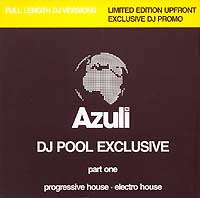Обложка альбома «DJ Pool Exclusive. Part One. Progressive House. Electro House» (2006)