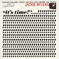 Обложка альбома «It's Time» (Jackie McLean, 2006)