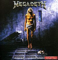 Обложка альбома «Countdown To Extinction» (Megadeth, 2004)