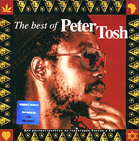 Обложка альбома «Scrolls Of The Prophet. The Best Of Peter Tosh» (Peter Tosh, 1999)