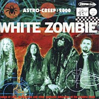 Обложка альбома «Astro Creep-2000. Songs Of Love, Destruction And Other Synthetic Delusions Of The Elec» (White Zombie, 1995)