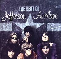 Обложка альбома «Best Of Jefferson Airplane» (Jefferson Airplane, 2005)