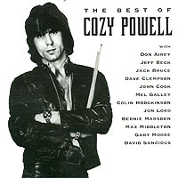 Обложка альбома «The Best Of Cozy Powell» (Cozy Powell, 1997)
