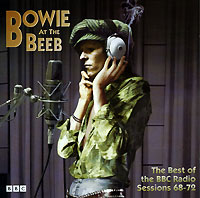 Обложка альбома «Bowie At The Beeb» (David Bowie, 2000)