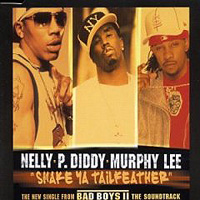 Обложка альбома «Nelly. P. Diddy. Murphy Lee. Shake Ya Tailfeather» (Nelly, P. Diddy, Murphy Lee, 2006)