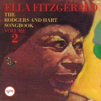 Обложка альбома «Sings The Rodgers And Hart Songbook. Vol. 2» (Ella Fitzgerald, 2006)
