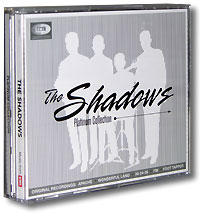 Обложка альбома «The Platinum Collection» (The Shadows, 2005)