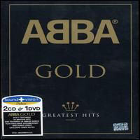 Обложка альбома «Gold: Greatest Hits» (ABBA, 2006)