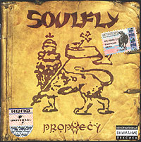 Обложка альбома «Prophecy» (Soulfly, 2004)
