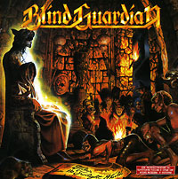 Обложка альбома «Tales From the Twilight World» (Blind Guardian, 1991)